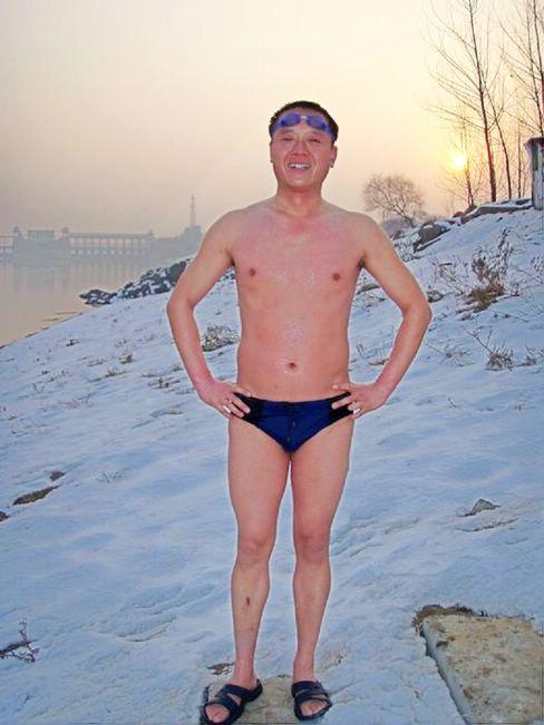 [原创]周口冬泳专区会员脸谱及夫妻鸳鸯对!(陆续添加中)