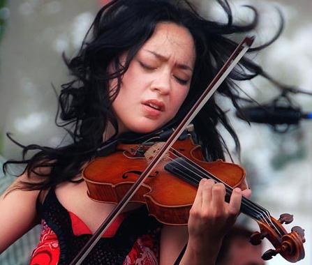 closer小提琴五线谱