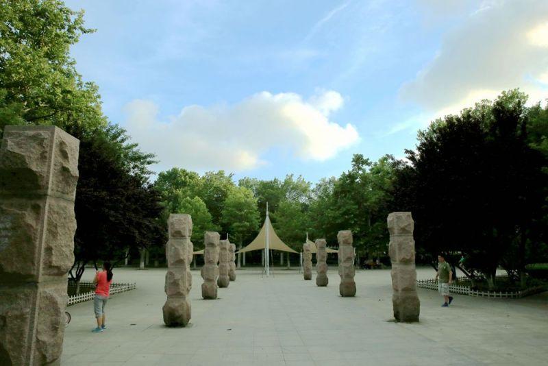 青岛人民公园(原海泊河公园)